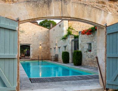 LOGIS DE L'ÉPINIÈRE - Swimming Pool